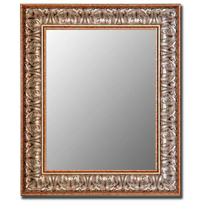 Padma Bevel Mirror in Gold and Silver - Made in USA