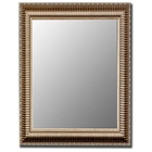 Rearden Bevel Mirror in Antique Silver - Made in USA