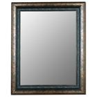 Sacha Elegant Mirror in Bronzed Black - Made in USA