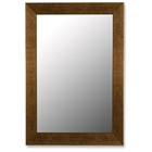Whitcombe Rectangular Mirror in Sunset Copper - Made in USA