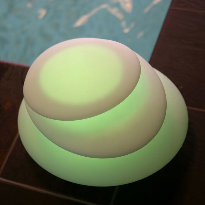 Zen Waterproof Rechargeable LED Lighting - INF-11324