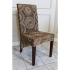 Sally Woven Abaca Dining Chair