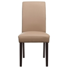 Parson Java Upholstered Dining Chair