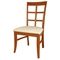 Bordeaux Dining Chair with Upholstered Seat - IC-CXX-15UPP