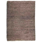 Ceres Hand Woven Wool Rug in Light Brown