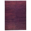 Hildemar Hand Woven Wool Rug in Brown