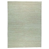Hildemar Hand Woven Wool Rug in White