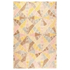 Holda Multicolored Hand Tufted Wool Rug