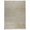 Isolde Hand Woven Wool and Hemp Rug in Off-White