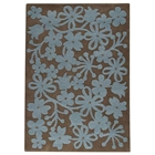 Jessie Hand Tufted Wool Rug in Grey