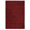 Jonie Hand Woven Wool Rug in Spice