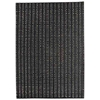 Jordana Charcoal Hand Woven Wool with Felt Details
