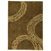 Kairos Hand Tufted Wool Rug in Olive