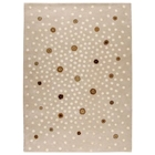 Midori Hand Tufted Wool Rug in Natural