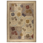 Millicent Hand Tufted Wool Rug in Beige