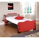Race Car Twin Bed