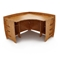 Sustainable 47'' Corner Desk - LEG-CDAO-110