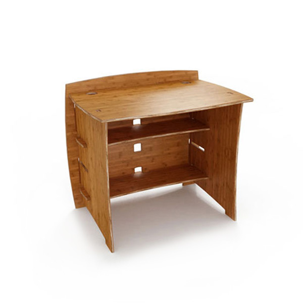Sustainable 36'' Straight Desk