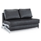 St. Martin Contemporary Leather Look Sofa Bed - LSS-MCSTMS210