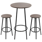 Zella Bar Table with Stools
