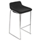 Drop-In Stackable Barstool - Charcoal (Set of 2) - LMS-BS-DROPIN-BK2