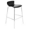 Woodstacker Stackable Barstool - Black (Set of 2)