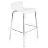Woodstacker Stackable Barstool - White (Set of 2)