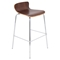 Woodstacker Stackable Barstool - Walnut (Set of 2) - LMS-BS-STAKWD-WL2