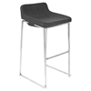 Satori Stackable Barstool - Charcoal (Set of 2)