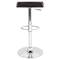 Surf Height Adjustable Barstool - Swivel, Espresso - LMS-BS-TW-SURF-ESP