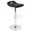 Surf Height Adjustable Barstool - Swivel, Espresso