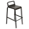 Victor Stackable Barstool - Antique (Set of 2) - LMS-BS-TW-VIC-AN2