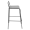 Victor Stackable Barstool - Gray (Set of 2) - LMS-BS-TW-VIC-GY2