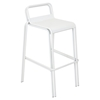 Victor Stackable Barstool - White (Set of 2)