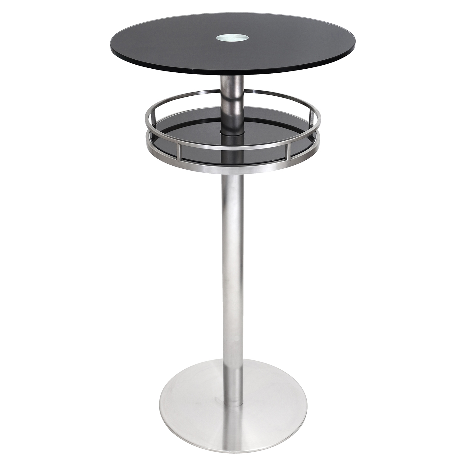 Cora Bar Table - Black