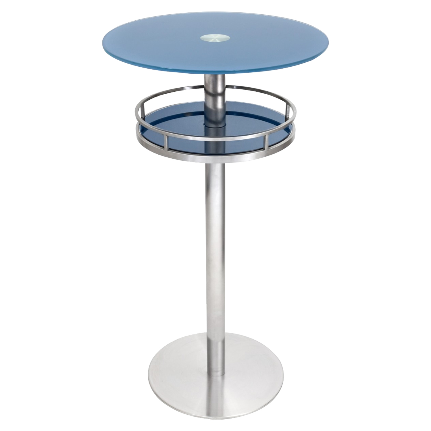 Cora Bar Table - Blue