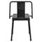 Energy Chair - Carbon Black (Set of 2) - LMS-CH-CF-ENRG-BK2