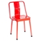 Energy Chair - Red (Set of 2) - LMS-CH-CF-ENRG-R2