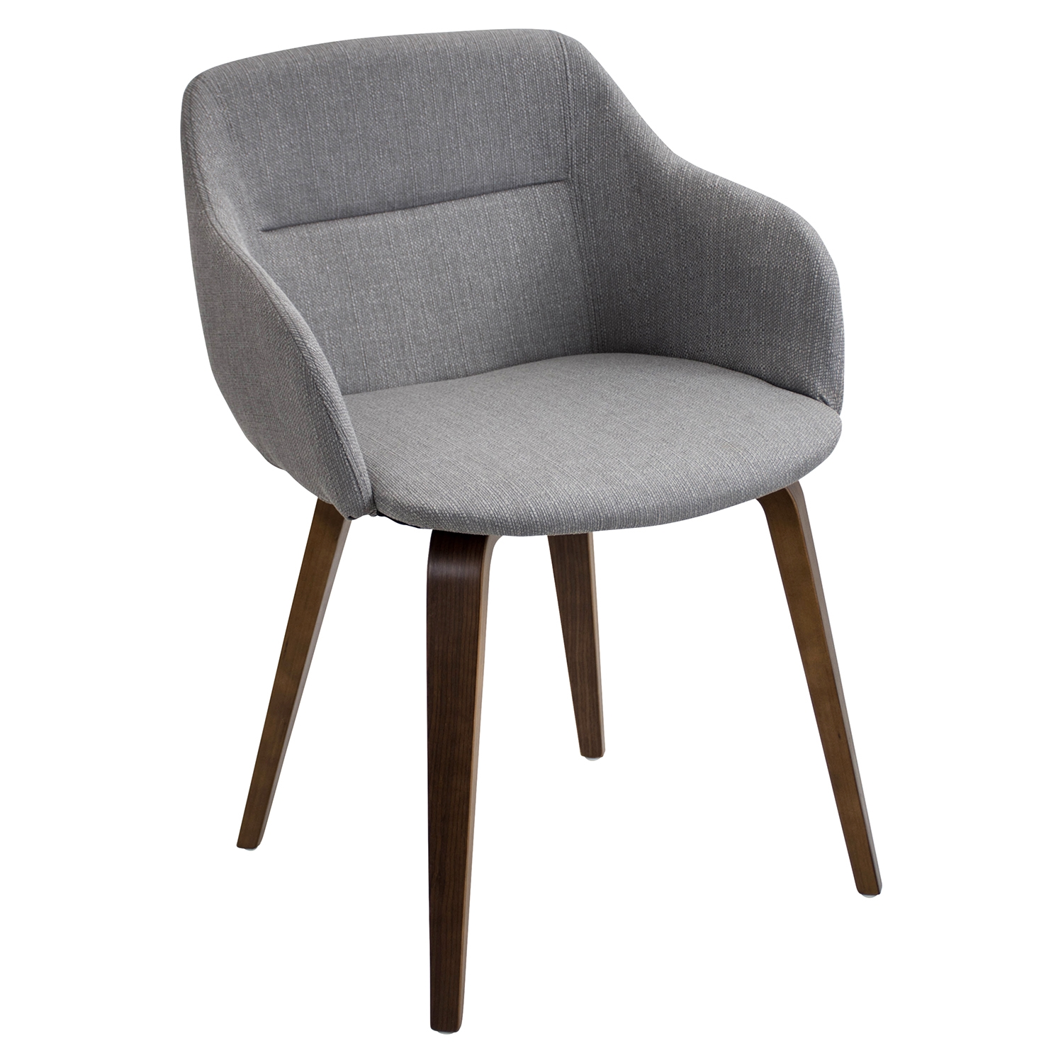 Campania Dining Chair - Gray