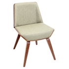 Corazza Dining Chair - Green