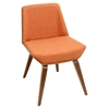 Corazza Dining Chair - Orange