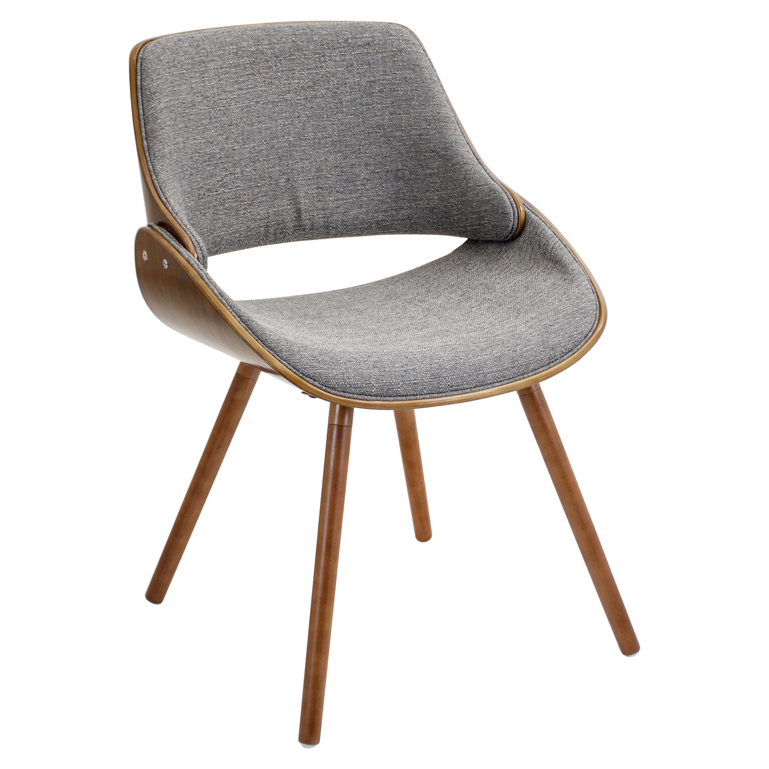 Fabrizzi Dining Chair - Gray