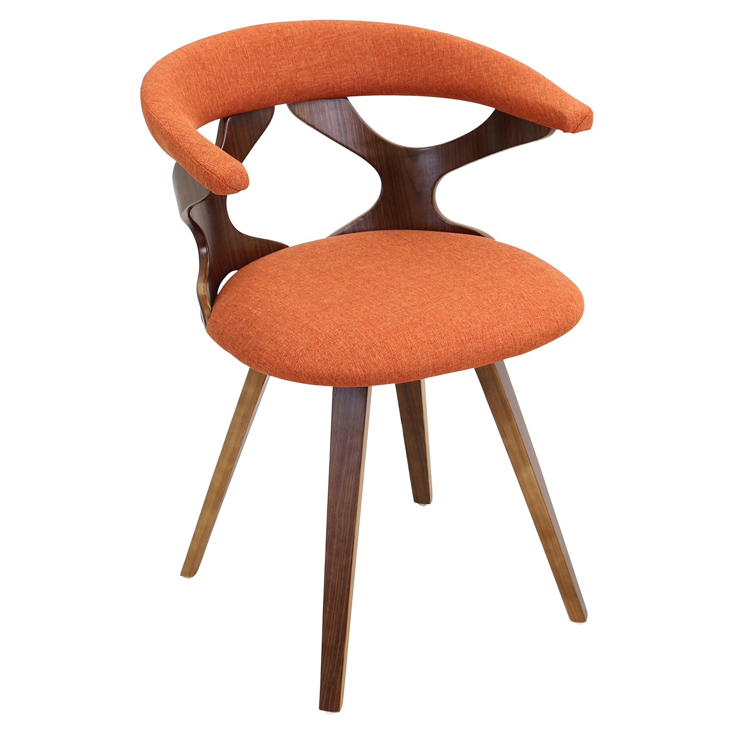 Gardenia Dining Chair - Orange