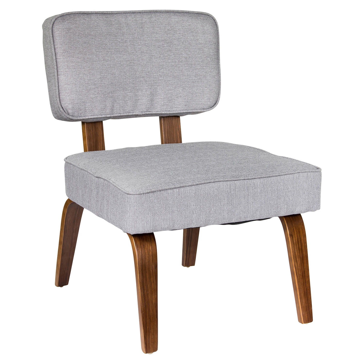 Nunzio Accent Chair - Gray