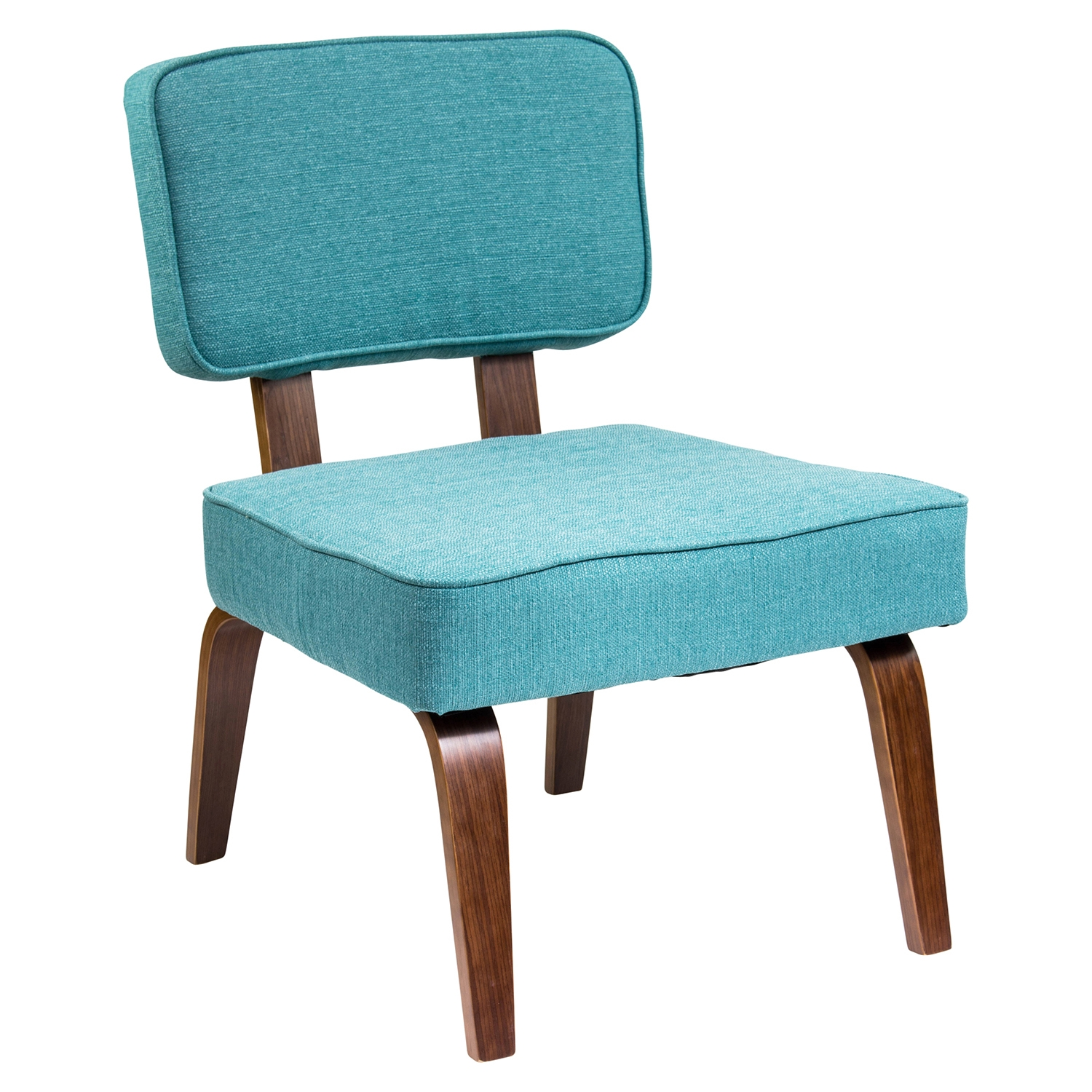 Nunzio Accent Chair - Teal