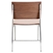 Tetra Wood Dining Chair - Walnut (Set of 2) - LMS-CHR-TETRA-A2-WL