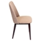Tintori Upholstery Dining Chair - Brown, Espresso (Set of 2) - LMS-CHR-TNT-MBN-E2
