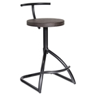 Mantis Counter Stool - Black, Espresso