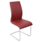 Berkeley Dining Chair - Red (Set of 2) - LMS-DC-BKLY-R2