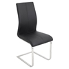 Dynasty Dining Chair - Black (Set of 2)